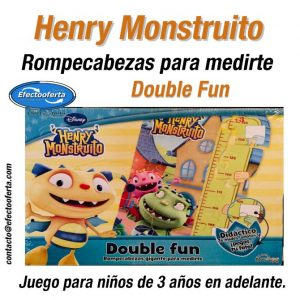 Double Fun hanry efectooferta