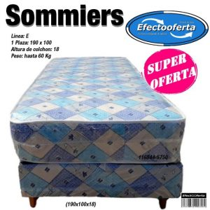 sommiers 100